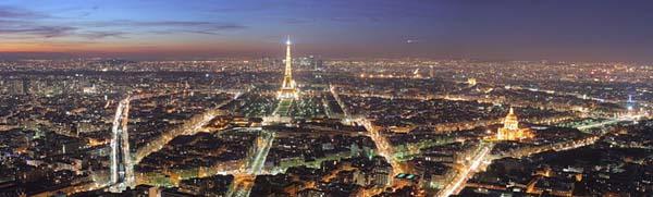 literary tour of Paris