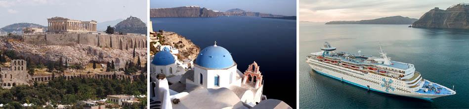 greece tour cruise