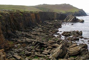 clogher cliffs